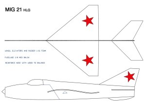 MIG-21-GLIDER