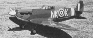 Spitfire II A 1