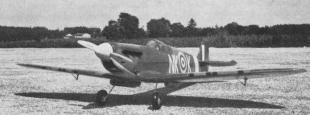 Spitfire II A 3