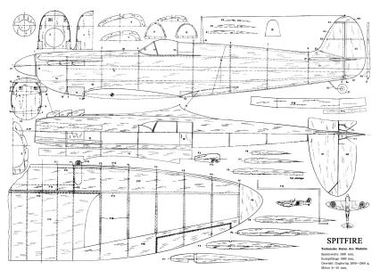 Spitfire II A.