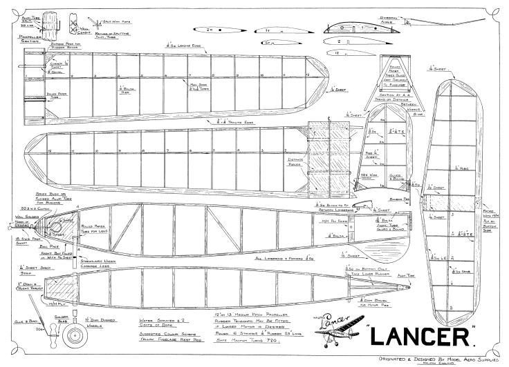 Lancer-Plano